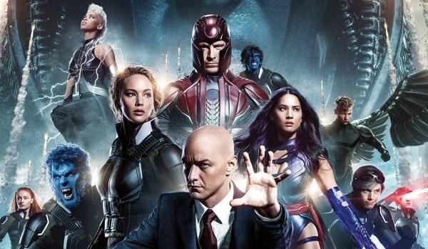 characters of x-men